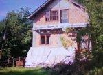 Casa semifinisata, zona Sacaramb