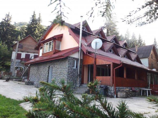 Cabana turistica zona Rau de Mori